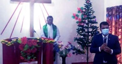 Christmas celebrated in Rangpur | Bangladesh Sangbad Sangstha (BSS)