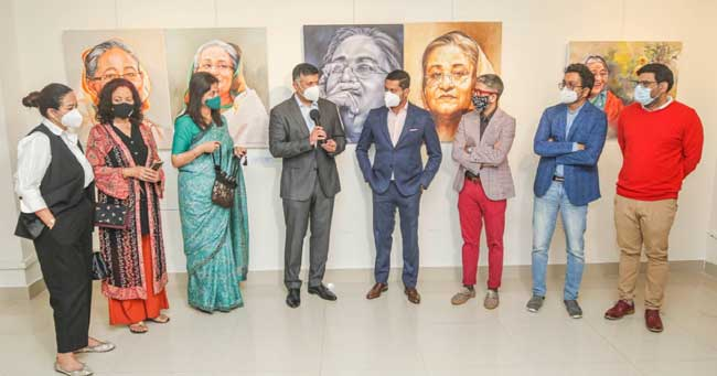 Reach out to more people through art: Doraiswami – National – observerbd.com