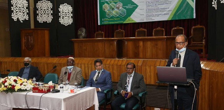 19th conference of Bangladesh Agronomy Society held – National – observerbd.com