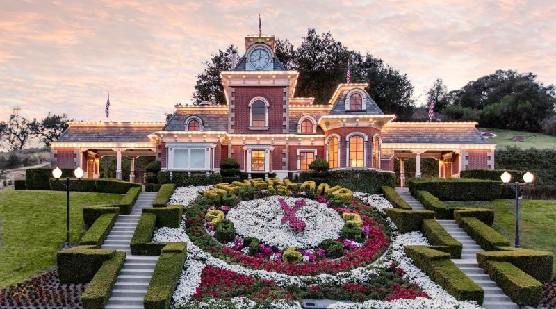Michael Jackson's Neverland Ranch 'sells for $22m' | The Asian Age Online, Bangladesh