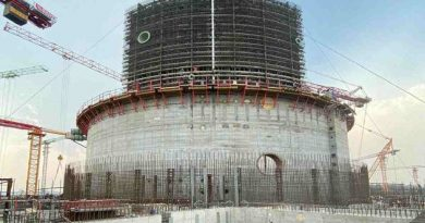 Reactor pit construction at Rooppur NPP power unit No.1 completed – National – observerbd.com