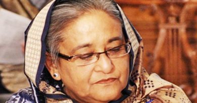 PM mourns death of Dr Mashiur Rahman' wife