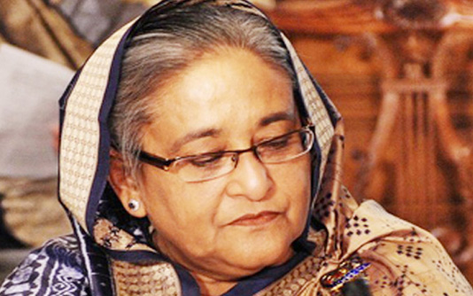 PM mourns death of Dr Mashiur Rahman' wife