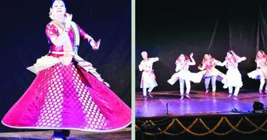 Three-day Kathak dance fest concludes at IDEB | The Asian Age Online, Bangladesh