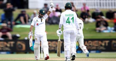 New Zealand dominate Pakistan despite Wagner injury