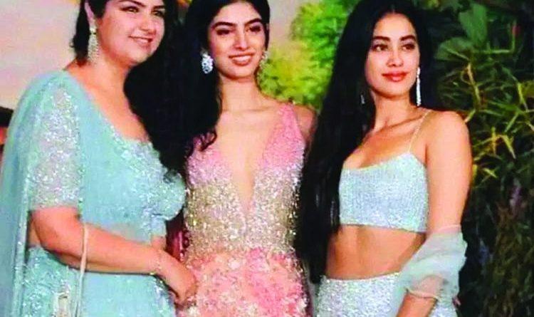 Janhvi and Khushi celebrate Anshula Kapoor's birthday | The Asian Age Online, Bangladesh