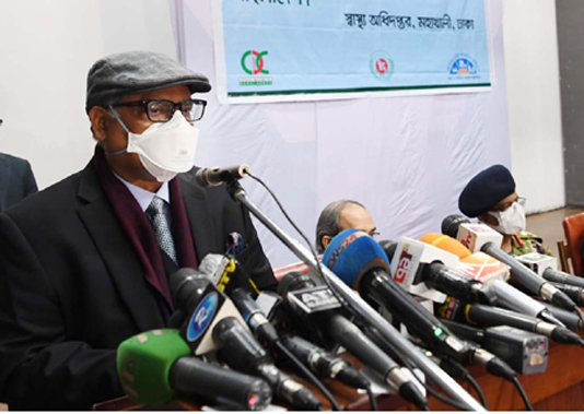 Bangladesh to collect 5 to 6 cr COVID-19 vaccine doses by June