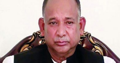 Rail network to be extended from Panchagarh to Banglabandha: Sujon