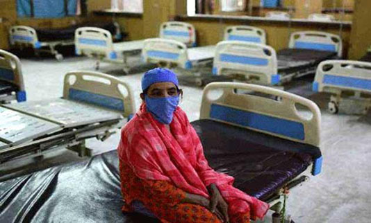 Rajshahi records a slight decline in COVID-19 infection
