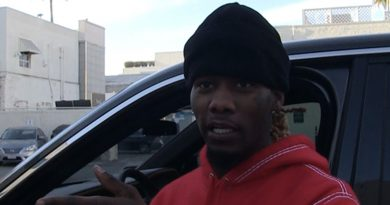 Offset Says He Won't Take COVID Vaccine, Doesn't Trust It