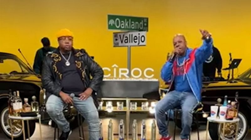 E-40 Goes Off Early but Too Short Claps Back Hard on 'Verzuz'