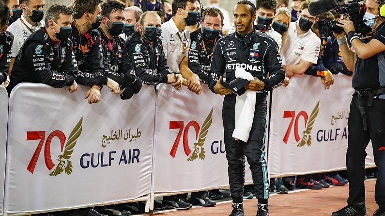 "Mercedes will do ""everything we can"" for Hamilton to race Abu Dhabi F1 finale - F1"