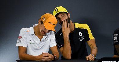"McLaren hopes F1 drivers Ricciardo and Norris share ""box of secrets"" | F1 News"