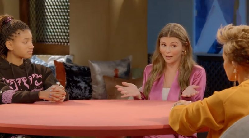 Olivia Jade Owns Up to Her Privilege in Admissions Scandal on 'Red Table Talk'