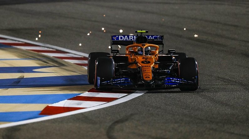 Norris to start Sakhir GP from back row after power unit penalty - F1