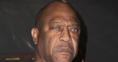 Tommy 'Tiny' Lister Had COVID 4 Months Ago, Feared It Returned