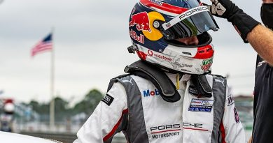 Jani replaces Christensen in Porsche's 2021 WEC lineup | WEC News