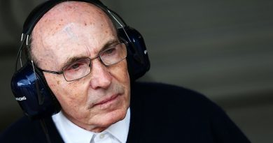 Sir Frank Williams discharged from hospital to recover at home | F1 News