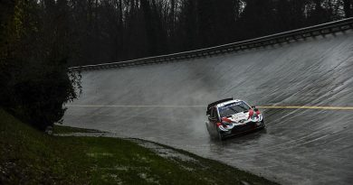 Ogier on cusp of 2020 WRC title with Rally Monza lead as Evans crashes out - WRC