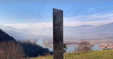 New Monolith in Romania Vanishes After Utah Desert Discovery