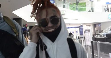 Lil Pump Boards Flight, Still Defiant About Face Masks and COVID-19
