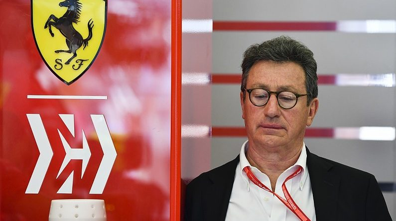 Ferrari CEO Camilleri announces shock retirement with immediate effect - F1