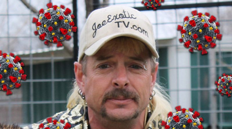 Joe Exotic Says He'd Rather Die from COVID Than Go On Life Support
