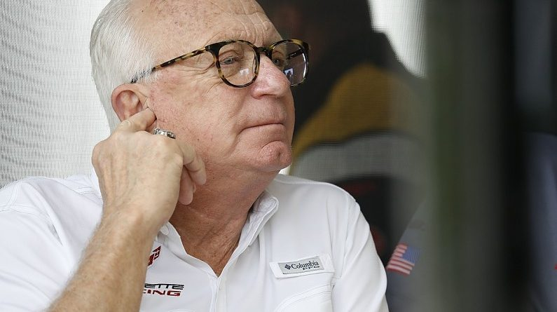 Veteran Corvette racing programme manager Doug Fehan steps down | IMSA SportsCar News