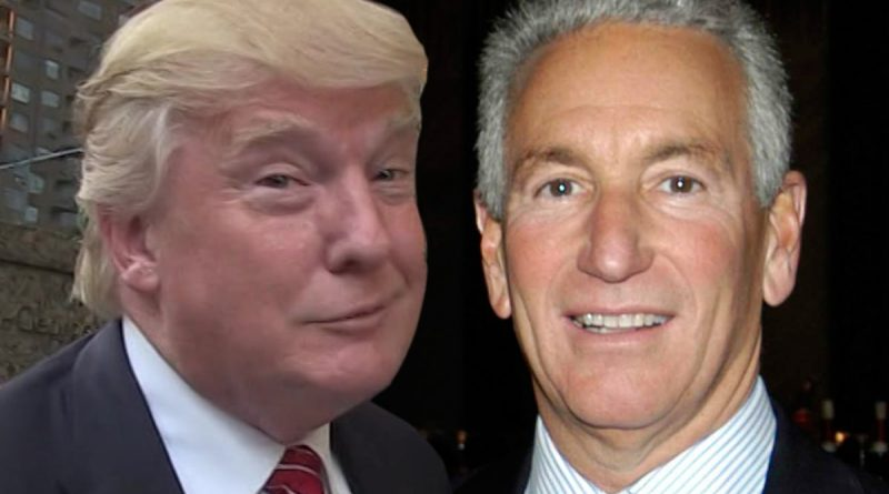 President Trump Pardons Jared Kushner's Father Charles