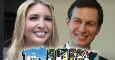 Jared & Ivanka Trump Reportedly Buy $30M-Plus Lot of Land in Miami