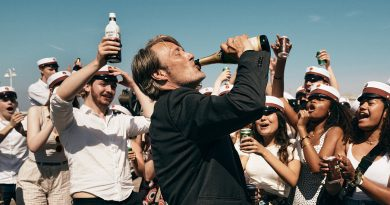 'Another Round' Review: They'll Drink to That