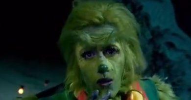 Matthew Morrison Plays Super-Sexy Grinch in Uninspiring Musical