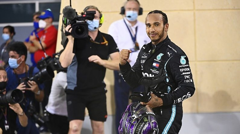 Hamilton wins BBC Sports Personality of the Year for second time | F1 News