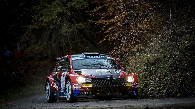"WRC refugee Mikkelsen aims to ""dominate"" in ERC and WRC2 during 2021 