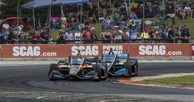 "Brown: O'Ward and Rosenqvist have ""superstar"" status in IndyCar - IndyCar"