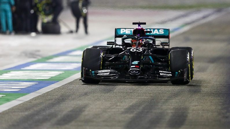 Mercedes: How Russell handled pressure was standout of F1 Sakhir weekend - F1