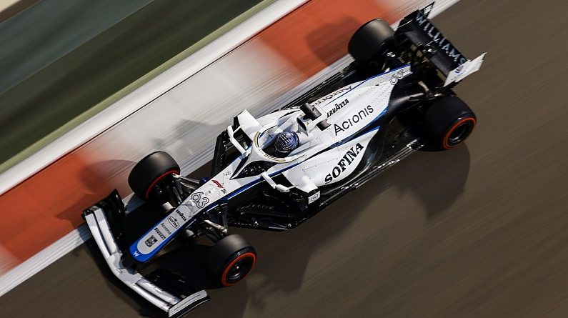 "Russell: ""Strange feeling"" learning of Williams return for Abu Dhabi 