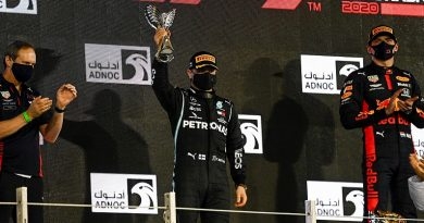 """Defeat to Red Bull in F1 Abu Dhabi GP """"a slap on the wrist"""" - Mercedes 