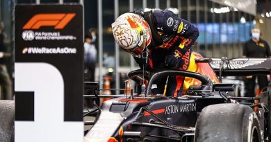 Red Bull thinks frozen F1 car regs will help it start '21 like it finsihed '20 | F1 News