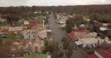 BBC - Travel - Llanelly: An abandoned Welsh town in Australia