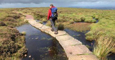 BBC - Travel - Offa's Dyke: Britain's unmarked 'no-man's land'
