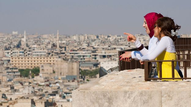 BBC - Travel - Tarab: Syria's key to finding happiness