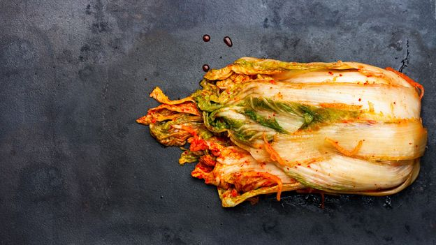 BBC - Travel - How kimchi rekindled a decades-long feud