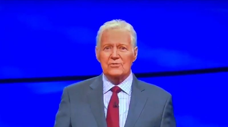 Alex Trebek's Final Sign Off For 'Jeopardy!' Before His Death