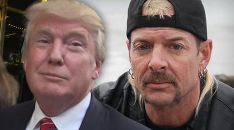 Joe Exotic 'Disappointed' to Not Get Long-Awaited Pardon from President Trump