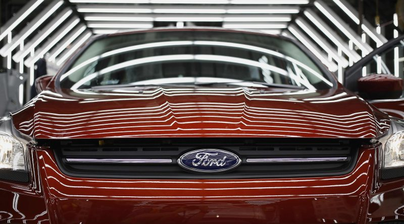Semiconductor shortage causes Ford and Nissan to cut vehicle production