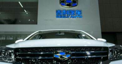 Tencent and Chinese automaker Geely team up on smart car tech