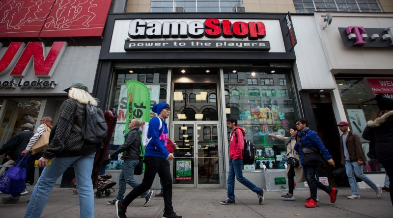 GameStop soars nearly 70%, trading briefly halted amid epic short squeeze