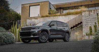 Fiat Chrysler unveils new Jeep Grand Cherokee SUV