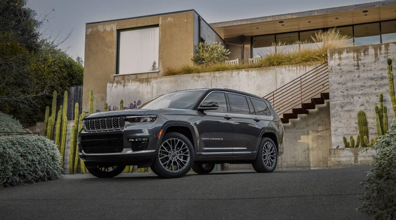 Fiat Chrysler unveils new Jeep Grand Cherokee SUV